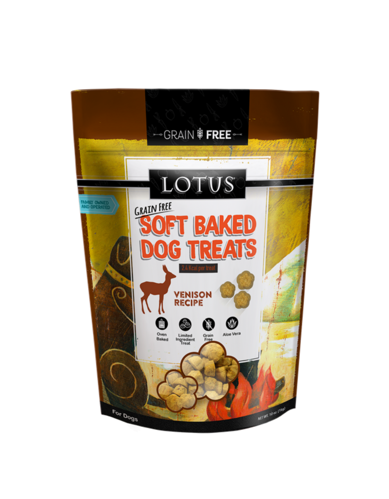 Lotus Lotus Soft Baked Venison Treat