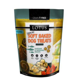 Lotus Lotus Soft Baked Sardine Herring Treat