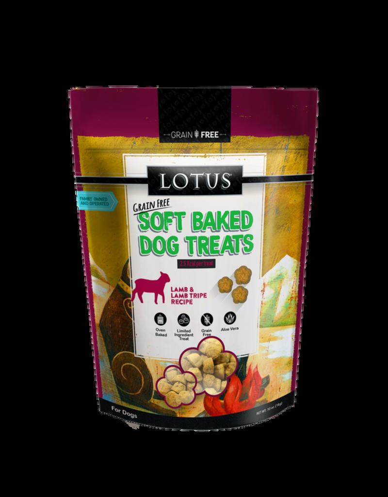 Lotus Lotus Soft Baked Lamb Tripe Treat