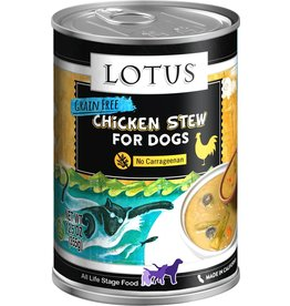 Lotus Lotus Chicken & Asparagus Stew 12.5oz