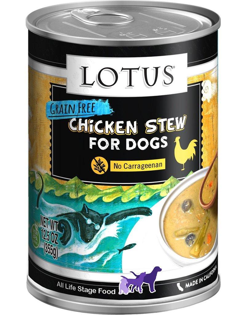 Lotus Lotus Chicken & Asparagus Stew 12.5oz