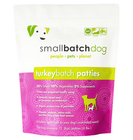 Small Batch Smallbatch Frozen Raw Turkey