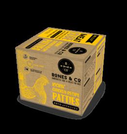 Bones & Co Bones & Co Chicken Meat Cube 18lbs