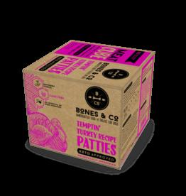 Bones & Co Bones & Co Turkey Meat Cube 18lbs