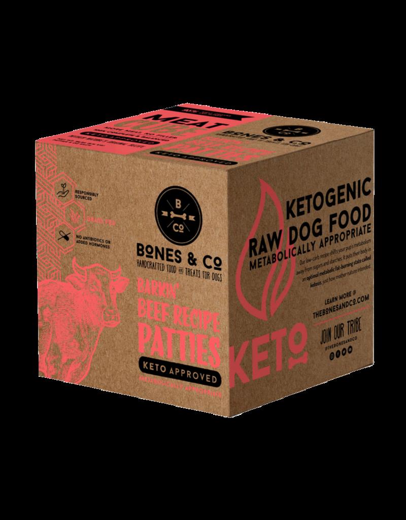 Bones & Co Bones & Co Beef Meat Cube 18lbs