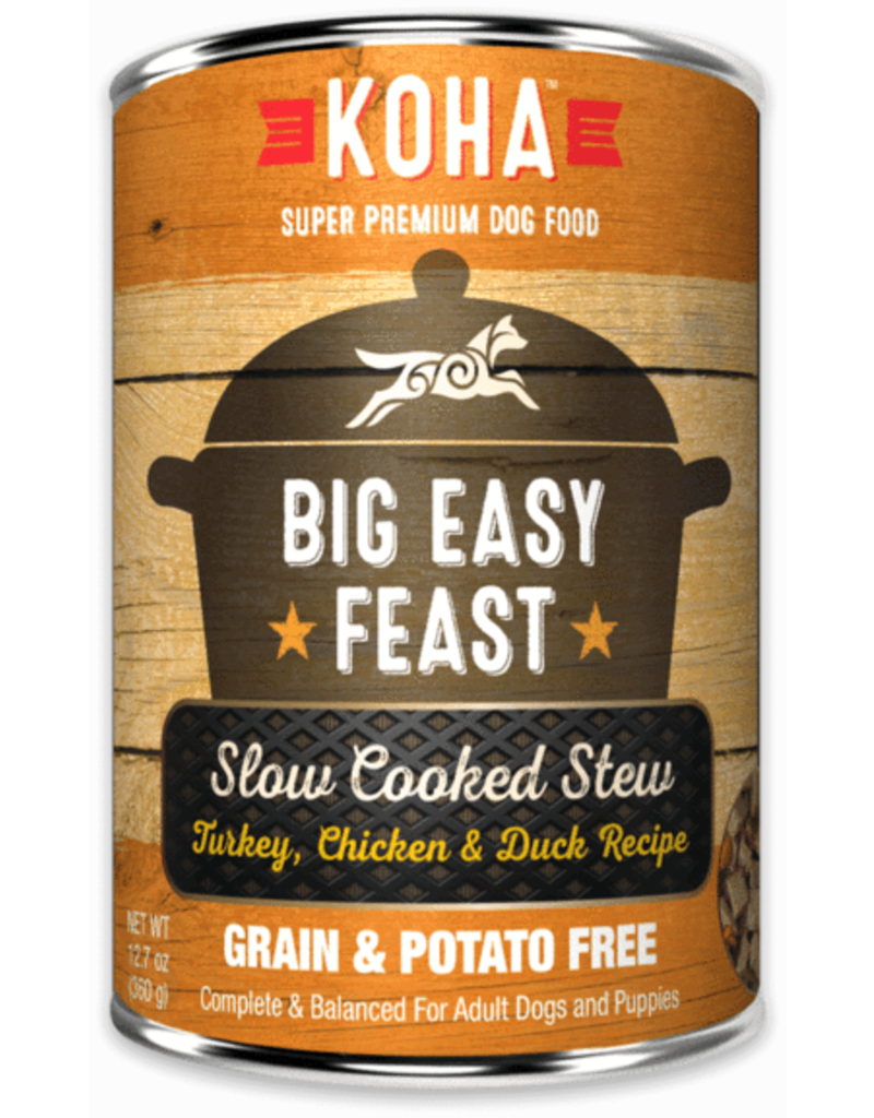 Koha Koha Big Easy Feast 13oz
