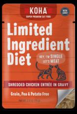 Koha Koha LID Shredded Chicken Cat 2.8oz
