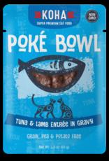 Koha Koha Tuna Lamb Poke Bowl Cat 2.8oz