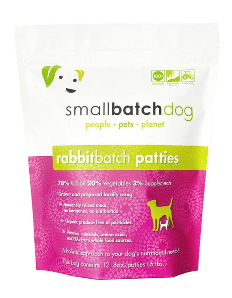 Small Batch Smallbatch Frozen Raw Rabbit
