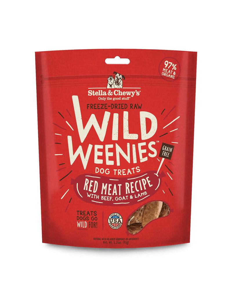 Stella & Chewys Stella & Chewys Wild Weenies Red Meat 3.25oz