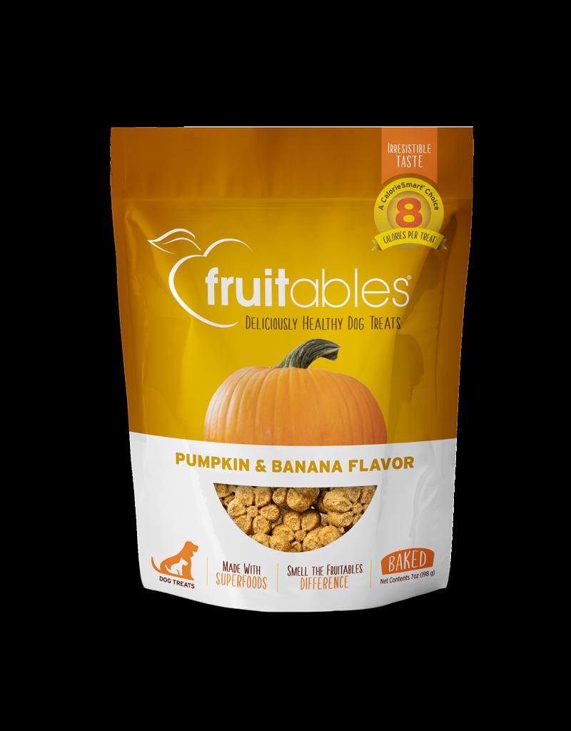 Fruitables Fruitables Pumpkin & Banana 7 oz