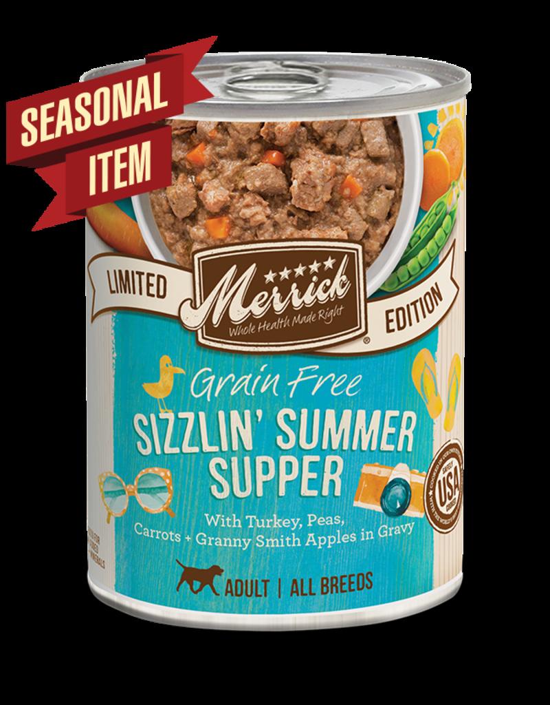Merrick Sizzlin Summer Supper 13oz