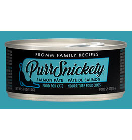 Fromm Fromm PurrSnickety Salmon Pate 5.5oz