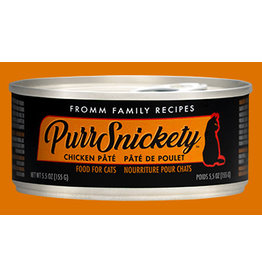 Fromm Fromm PurrSnickety Chicken Pate 5.5oz