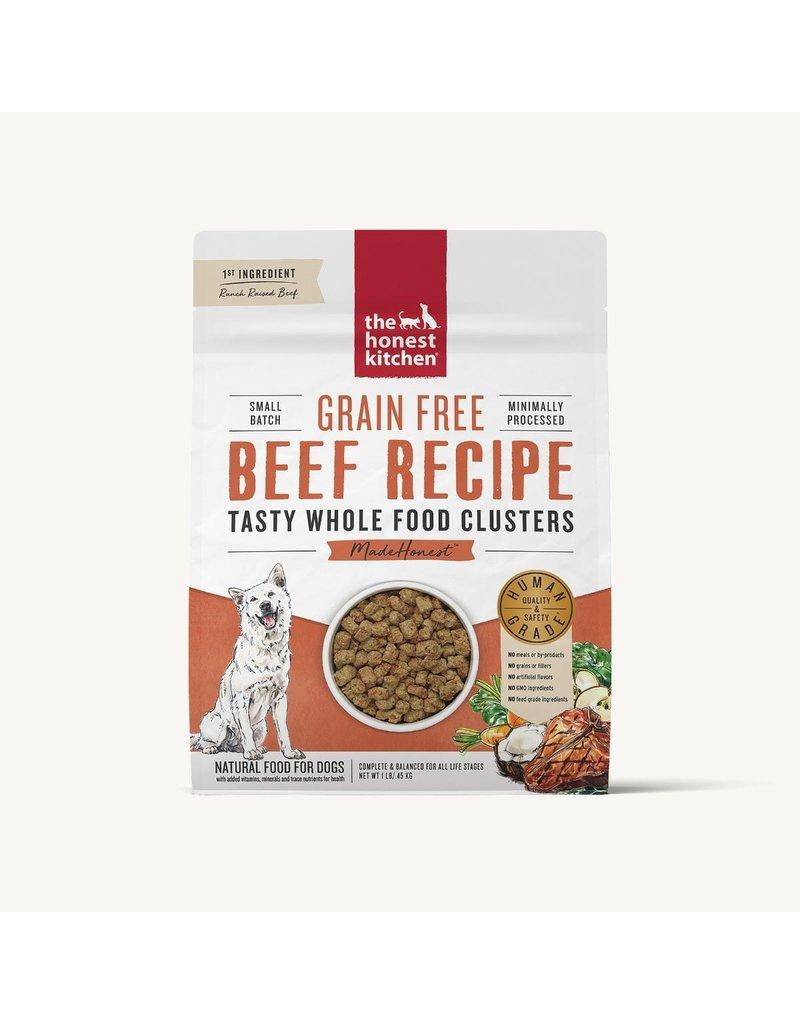 The Honest Kitchen Honest Kitchen Clusters Beef