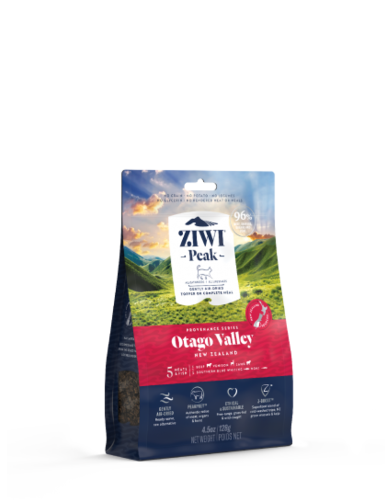 Ziwi Peak Ziwi Provenance Otago Valley Cat