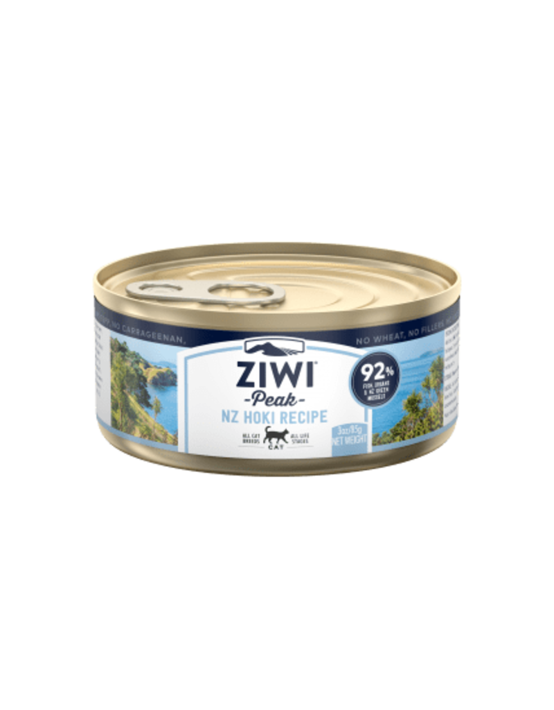 Ziwi Peak Ziwi Peak Cat Hoki 3oz