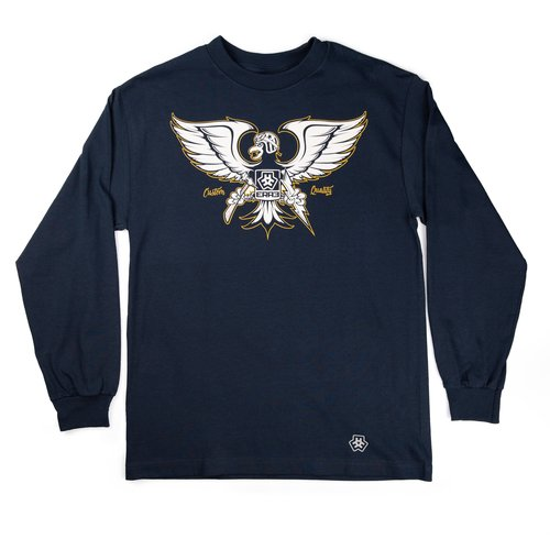 GONZO LONG SLEEVE - NAVY