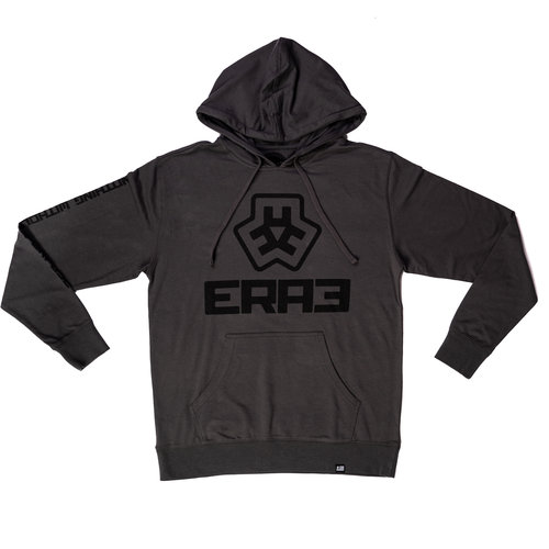 CORPORATE HOODIE - GRAY
