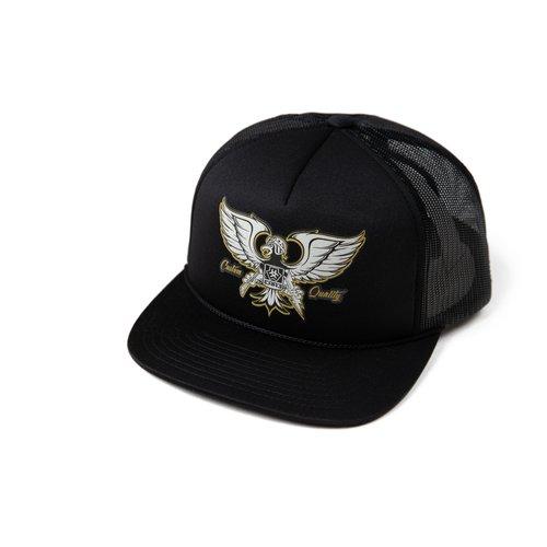 GONZO FOAM TRUCKER HAT - BLACK