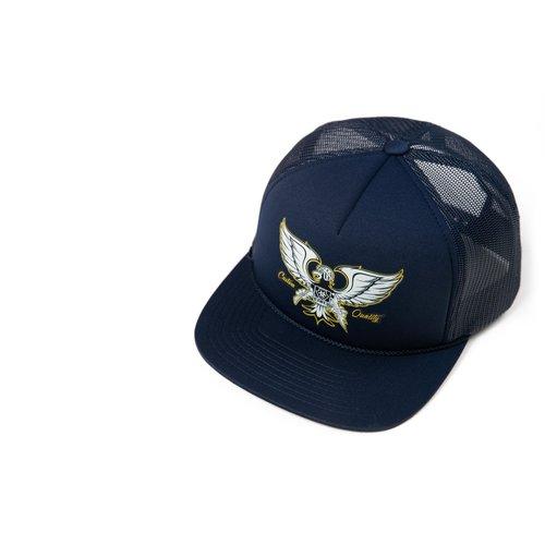 GONZO FOAM TRUCKER HAT - NAVY