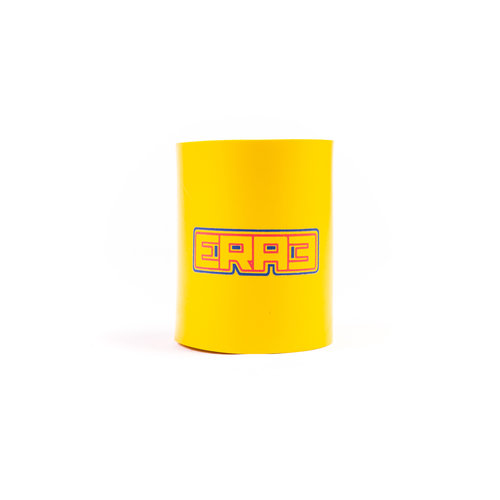 YELLOW BEER COOZIE