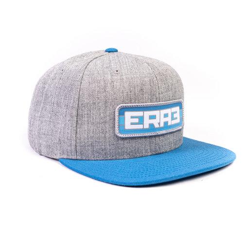 '76 FONT & STRIPES HAT - BLUE