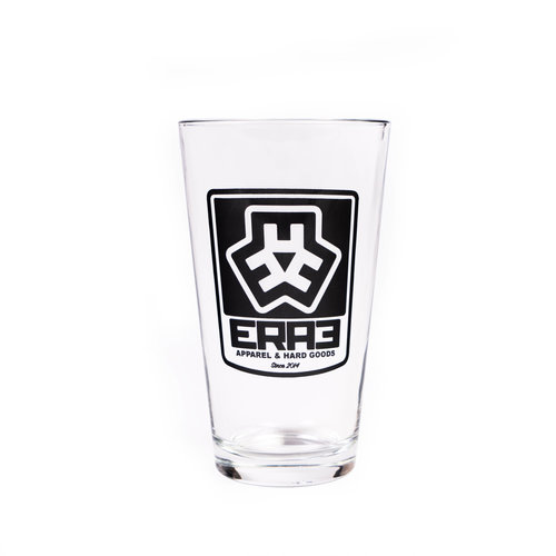 ERA3 Engraved Pint Glass