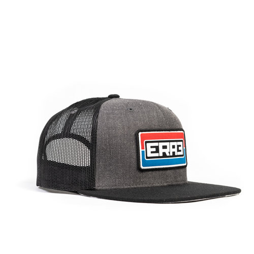 RALLY HAT - GREY