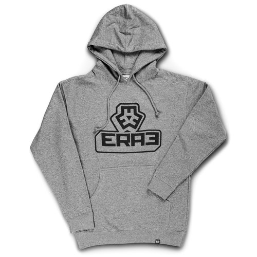 DROP SHADOW HOODIE - GREY