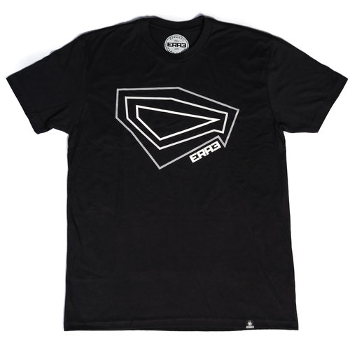 SECTOR T-SHIRT - BLACK