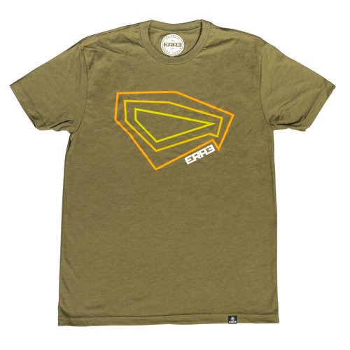 SECTOR T-SHIRT - OLIVE