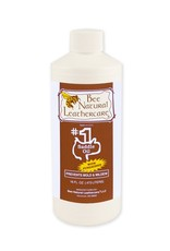 Bee Natural Leathercare #1 Saddle Oil with Fungicides 16oz