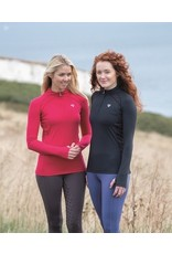 Shires Aubrion Tipton Long Sleeve Baselayer