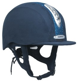 Champion 6 7/8 X-Air Dazzle Plus Helmet Black