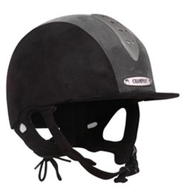 Champion 6 3/4  X-Air Plus Helmet Black