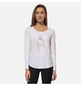 Chestnut Bay Dressage Spirit Discipline Tee