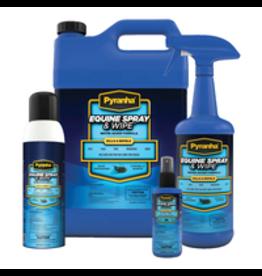 Pyranha Spray & Wipe Gal