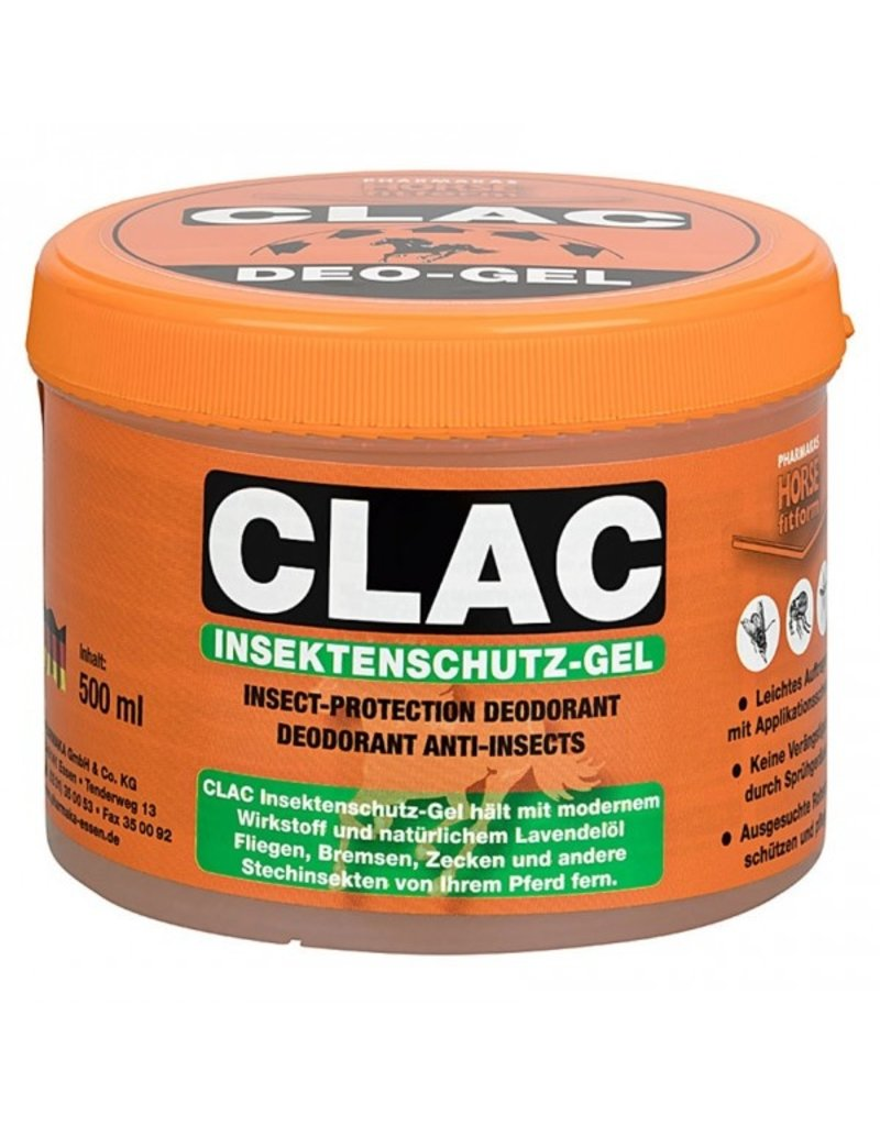 Pharmaka CLAC Deo-Gel 500ml