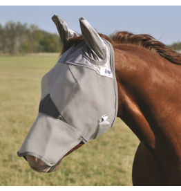 Cashel Fly Mask Long Nose with Ear