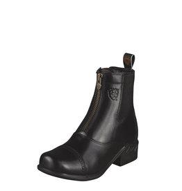 RJ Matthews Heritage Round Toe Paddock Zip Boot