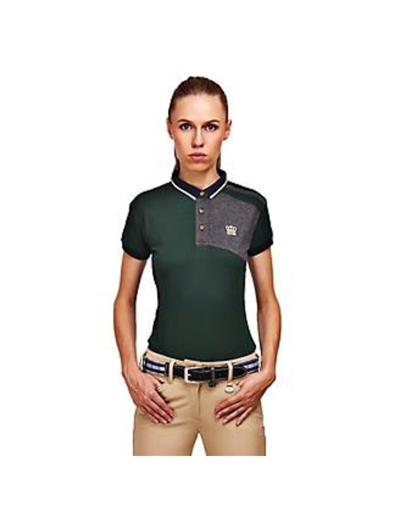 JPC George Morris Hunter Short Sleeve Polo
