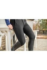 Fits Men's Hudson Woven Knee Patch Breech