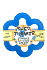 RJ Matthews Shedding Flower Groomer
