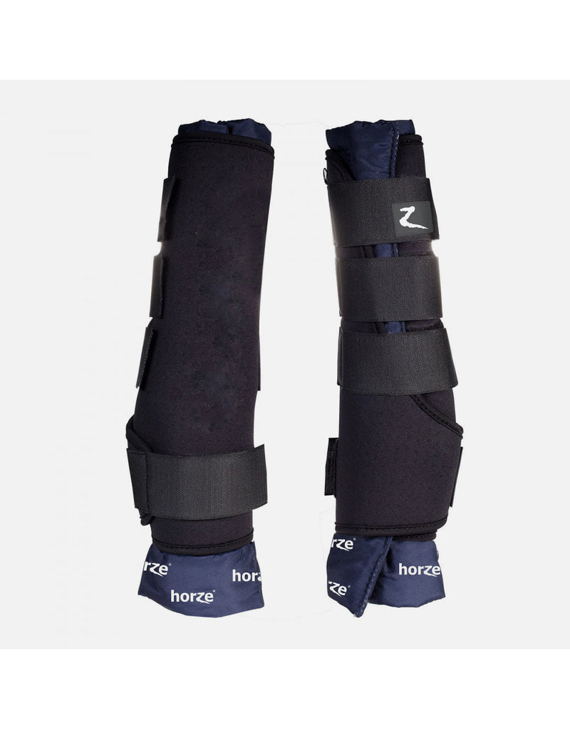 Horze Supreme Stable Boots FRONT Pair