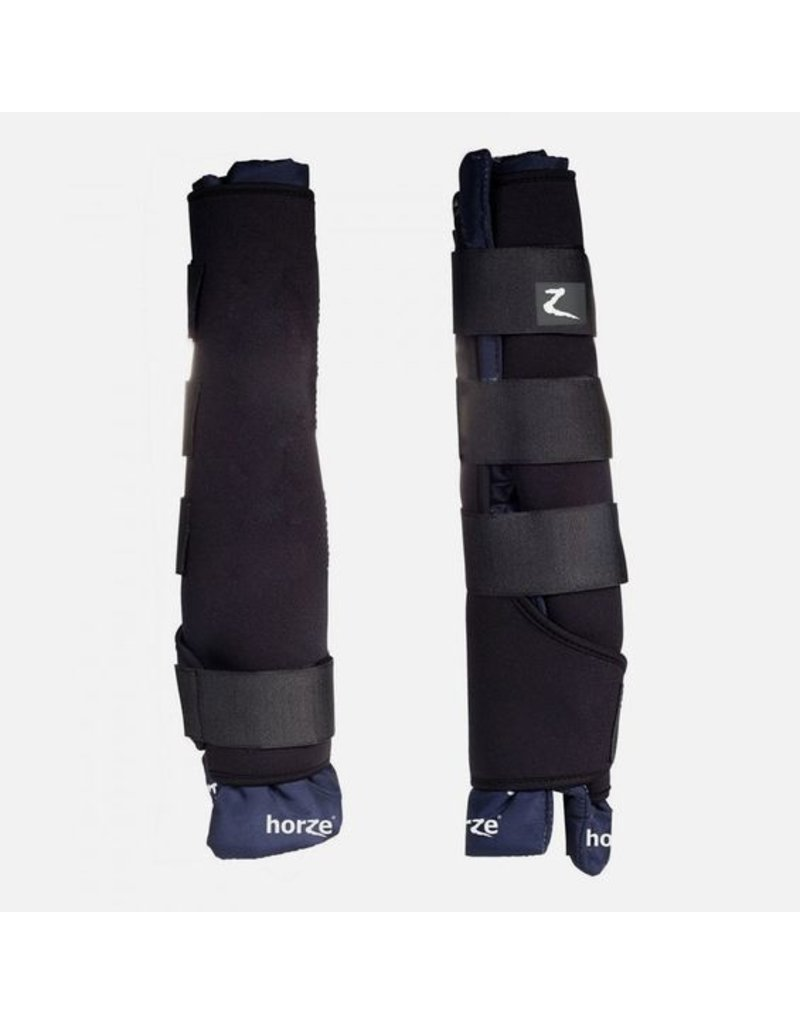 Horze Supreme Stable Boots BACK Pair