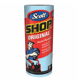 Scott Paper Shop Towels