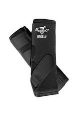 Professionals Choice XL SMBII300 Protective Boot Pair Black