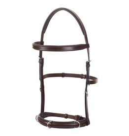 Camelot Full Padded Lunging Bridle