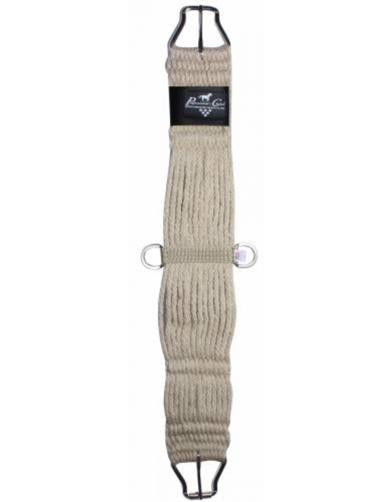 Professionals Choice Western Mohair Cinch